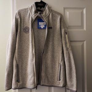 Nichols School Patagonia Sweater Jkt, NWT, Wom. L